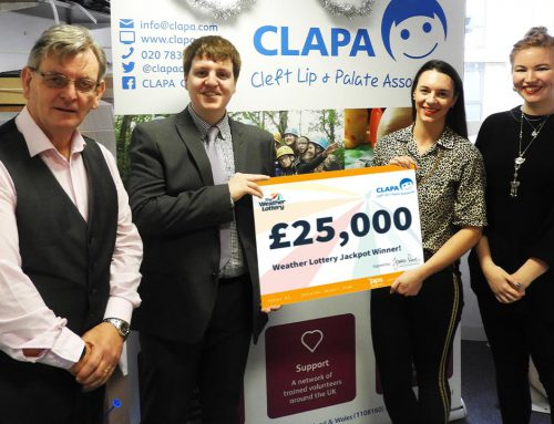 CLAPA Lottery Player Scoops the Jackpot!