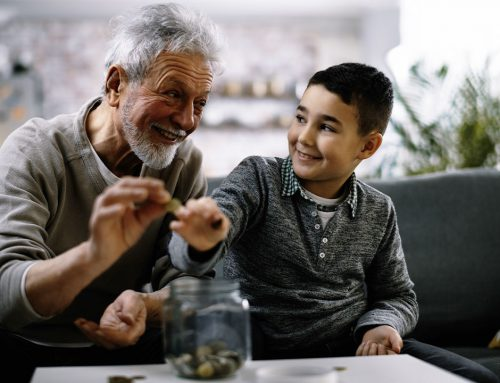 Is The Older Generation Still The Most Charitable?