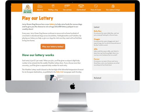 How To Promote Your Lottery On Your Website