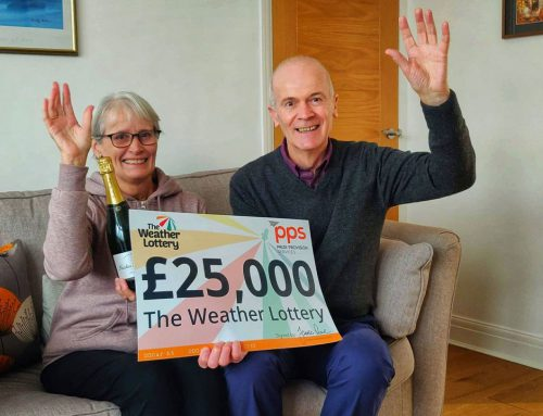 We've Had Another £25,000 Jackpot Winner!