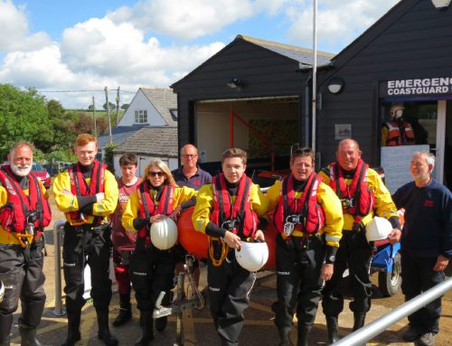 Pett Level Independent Rescue start their Weather Lottery