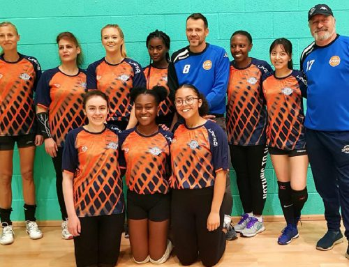 Stockport Volleyball Club launch a Sports Club Lottery