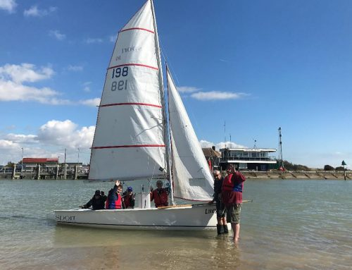 Rye Harbour Sailing Club launch a Sports Club Lottery