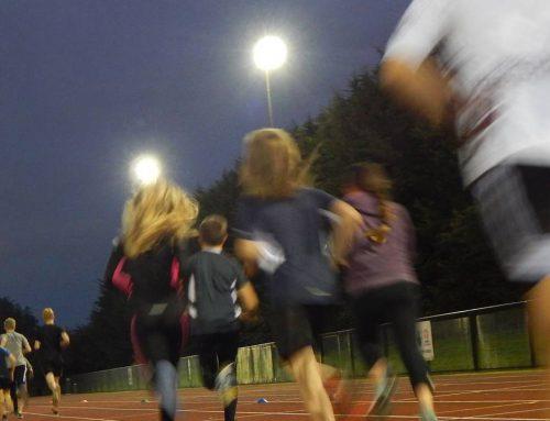 Corby Athletics Club launch their Sports Club Lottery