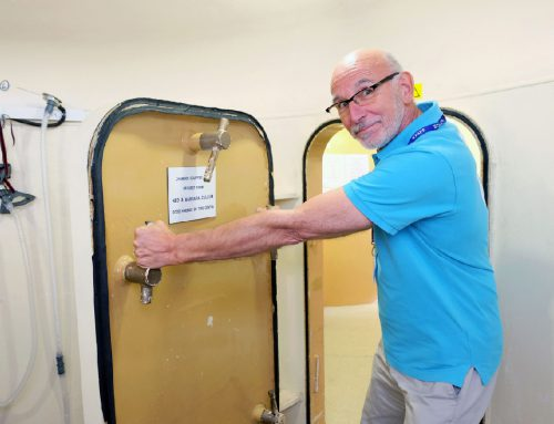Suffolk Oxygen Therapy Centre start their Weather Lottery